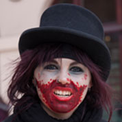 Zombie Hugz - Photosession - Cracow, Poland, 1.12.2012